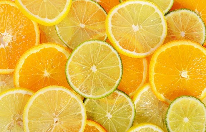 2. Refreshing Citrus Hair Oil For Dandruff