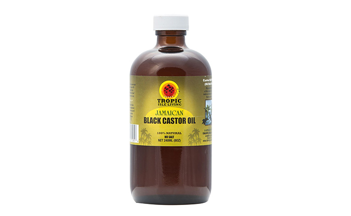 5. Jamaican Black Castor Oil For Hair Growth And Thick Hair