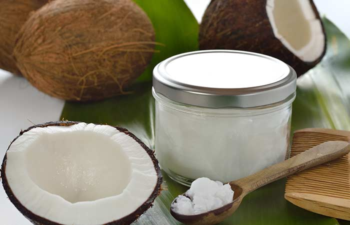 Homemade-Hair-Conditioner-With-Coconut-Oil