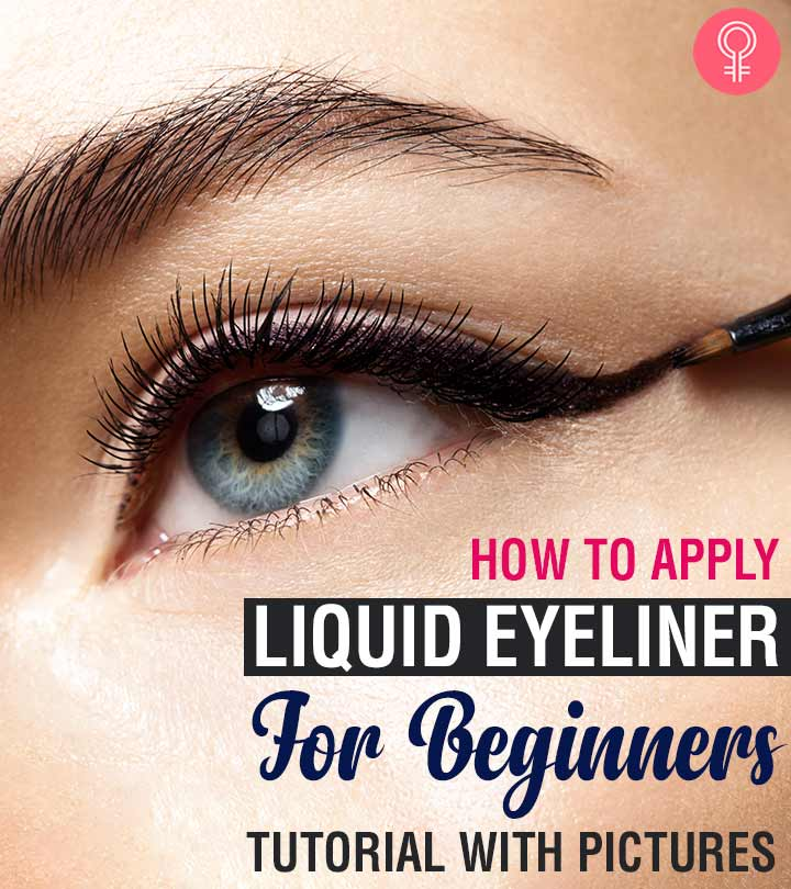 Eyeliner Makeup Tutorial For Ners How To Ly Liquid