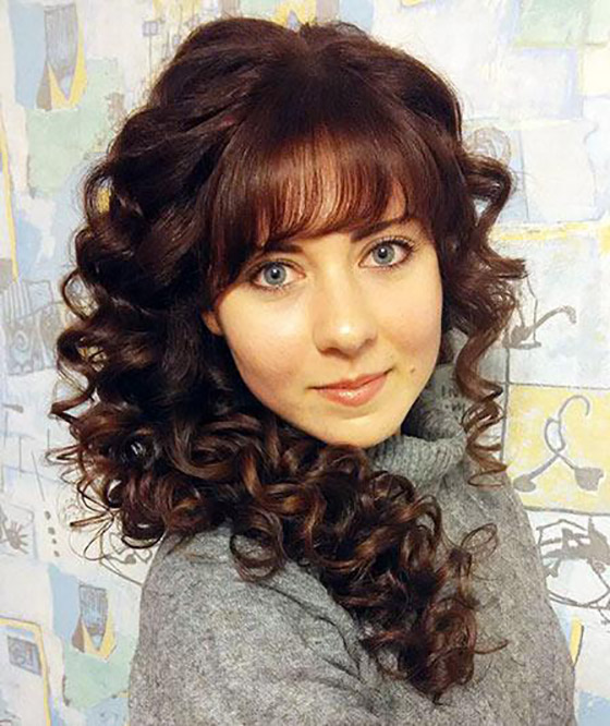 Tight-Curls-With-Fringes