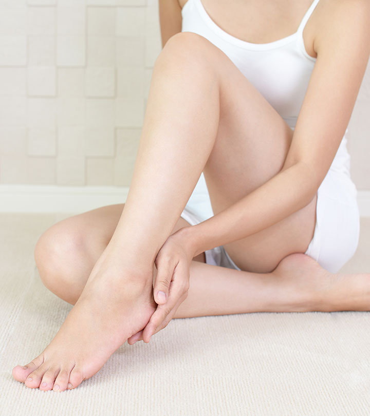 How To Remove Dry Skin From Your Feet And Legs