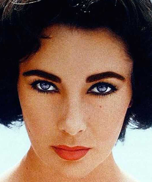11. Elizabeth Taylor - Famous Celebrity With The Most Beautiful Eyes In The World