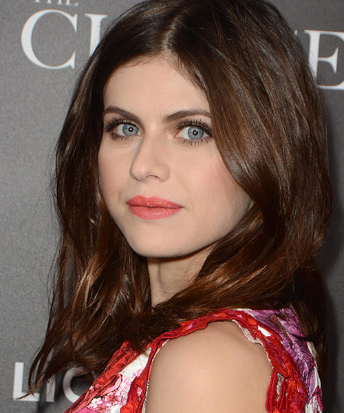 22. Alexandra Daddario - Famous Celebrity With The Most Beautiful Eyes In The World