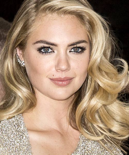 24. Kate Upton With World's Most Beautiful Eyes