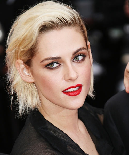 25. Kristen Stewart - Famous Celebrity With The Most Beautiful Eyes In The World