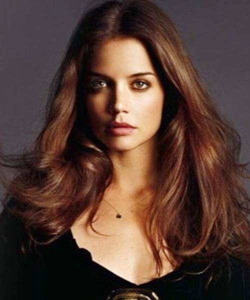 Katie Holmes With Most Beautiful Eyes Pinit
