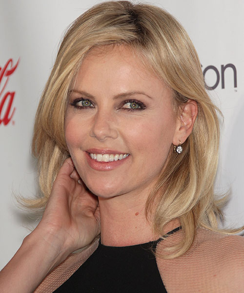 7. Charlize Theron - Famous Celebrity With The Most Beautiful Eyes In The World