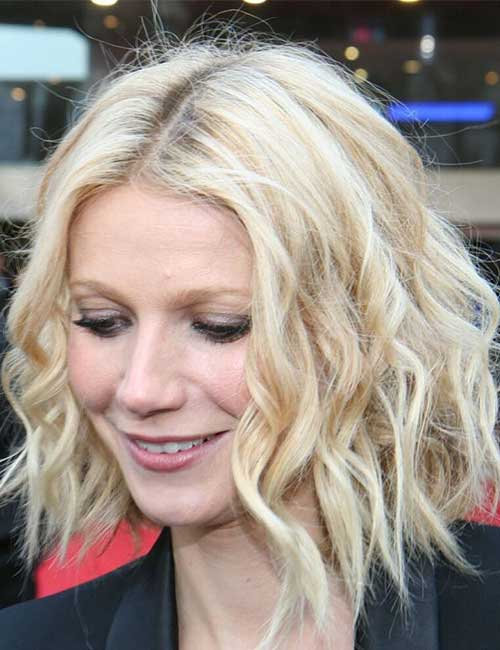 Best Hairstyles For Heart-shaped Face - Gwyneth Paltrow