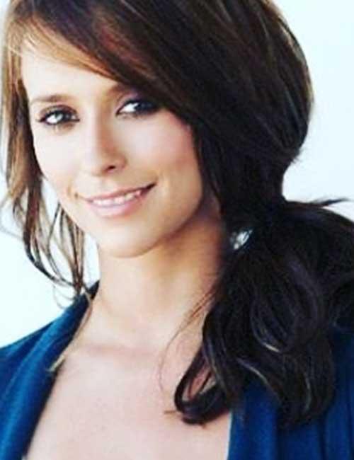 Best Hairstyles For Heart-shaped Face - Jennifer Love Hewitt