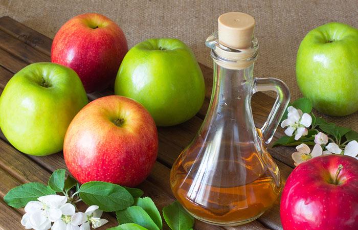 Apple-Cider-Vinegar-For-Dark-Neck