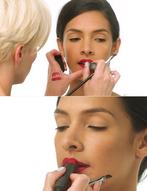 How To Apply Lip Liner - Apply Your Lipstick