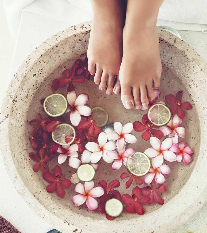 DIY Foot Scrubs – 20 Recipes To Pamper Your Tired Feet
