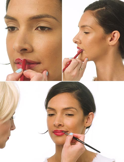 How To Apply Lip Liner - Line Your Lips