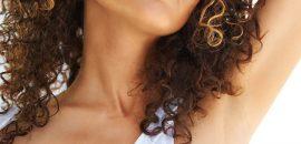 How To Remove Underarm Hair (Armpit Hair) At Home