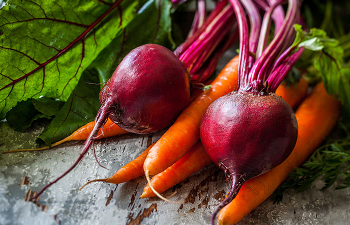 2.-Carrot-And-Beet-Juice-For-Red-Hair