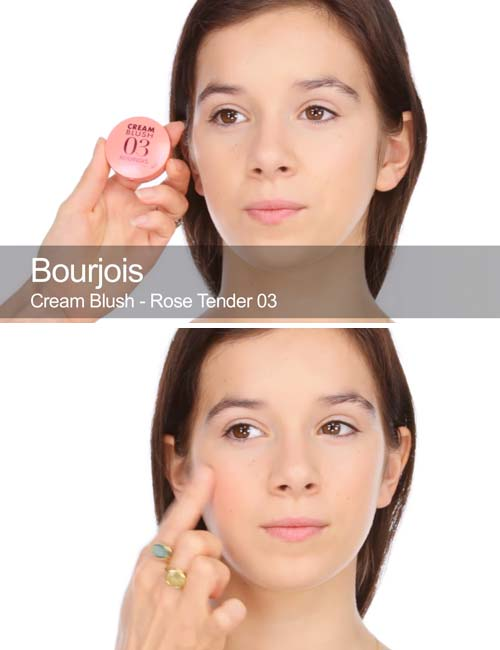 Makeup For Teens - Add Some Blush