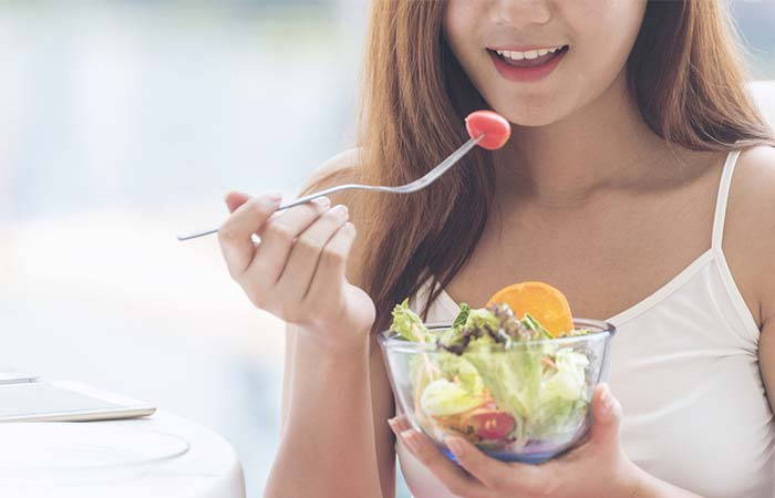 Eat Your Way To Acne-Free Skin