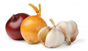 Garlic paste for boils