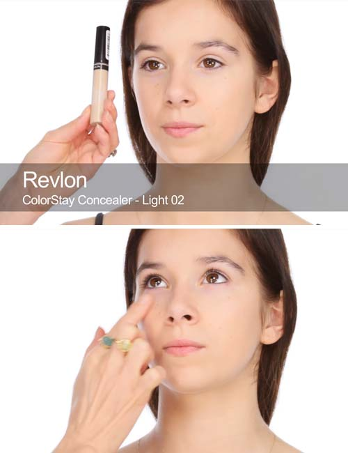 Makeup For Teens - Go In With Concealer