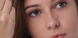 How To Hide Pimples (Acne) With Makeup