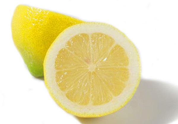 Lemon juice to reduce facial care
