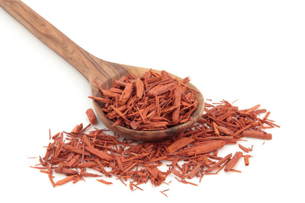 Sandalwood powder for sensitive skin