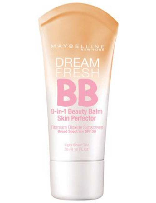 Makeup For Teens - Tinted moisturizer or BB cream