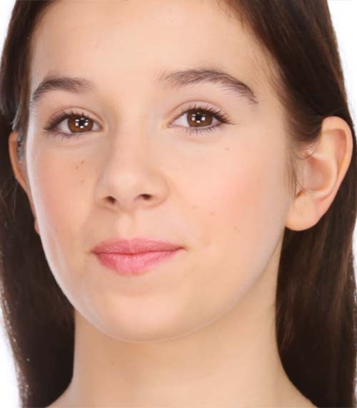 Makeup For Teens - Voila! Here's the final look