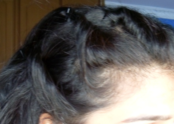 Side Pony With Multiple Twists Detailed Step By Step