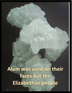 Alum uses for face