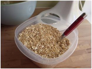 oatmeal for skin whitening