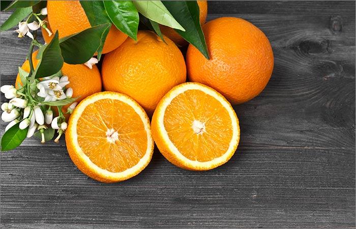 Orange-Face-Pack-For-Skin-Lightening