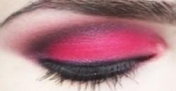 rose eye makeup
