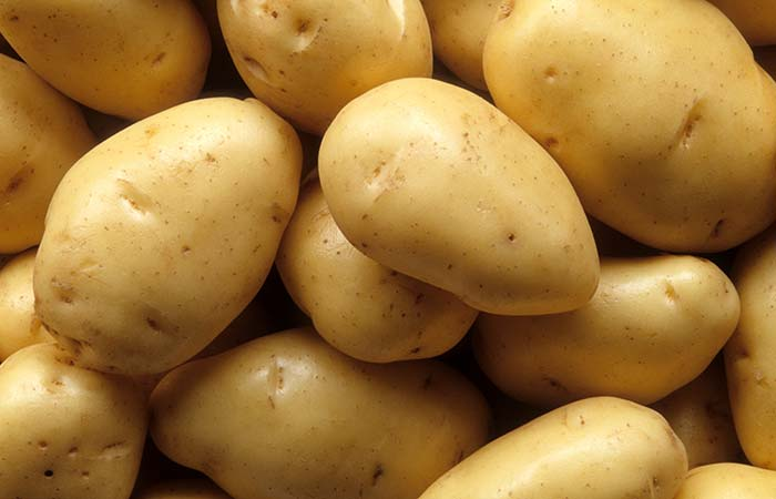 How To Remove Skin Pigmentation - Raw Potato For Hyperpigmentation