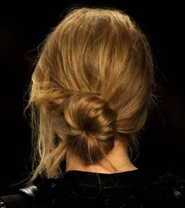 10 Chignon Buns You Can Try Right Now