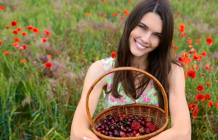 Fruits For Glowing Skin - Cherries