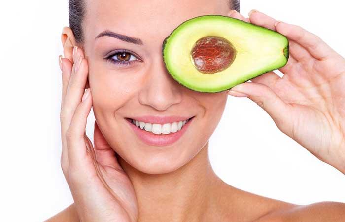Fruits For Skin - Avocado