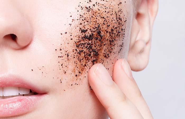 Korean Skin Care Routine 3. Exfoliate