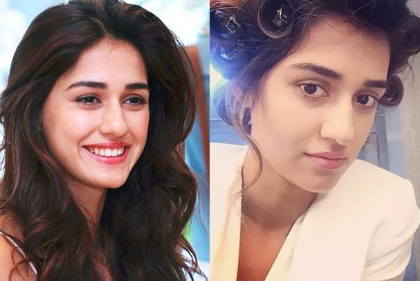 Bollywood Celebrity Disha Patani Without Makeup