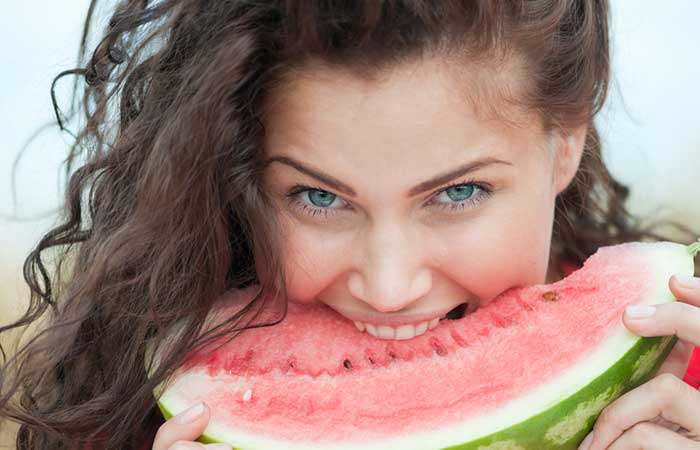 Fruits For Glowing Skin - Watermelon