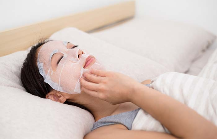 Korean Skin Care Routine 7. Pamper Yourself With Sheet Masks