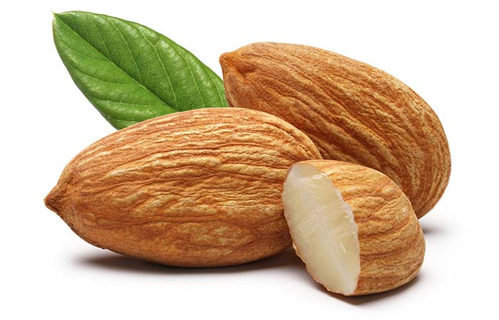 9. Almonds For Hyperpigmentation