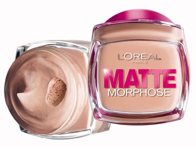 loreal matte morphose mousse foundation