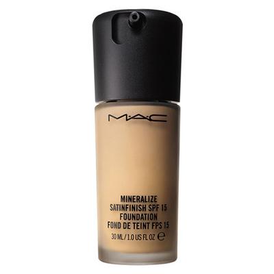 mac mineralize spf 15 foundation