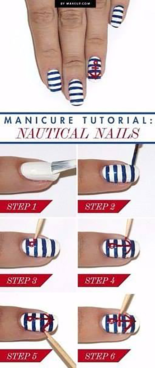 How To Do Nail Art At Home? - Top 10 Tutorials For 2018