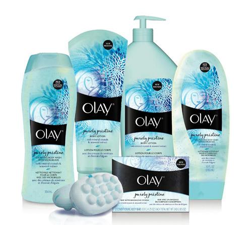 Olay - Most Popular International Makeup Brand
