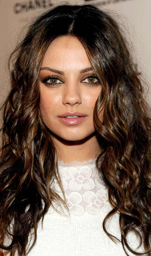 20 popular prom hairstyles for girls with medium length hair 1 loose waves solutioingenieria Images