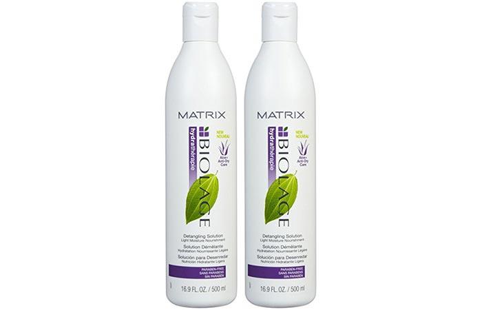 1. Matrix Biolage Ultra Hydrating Shampoo