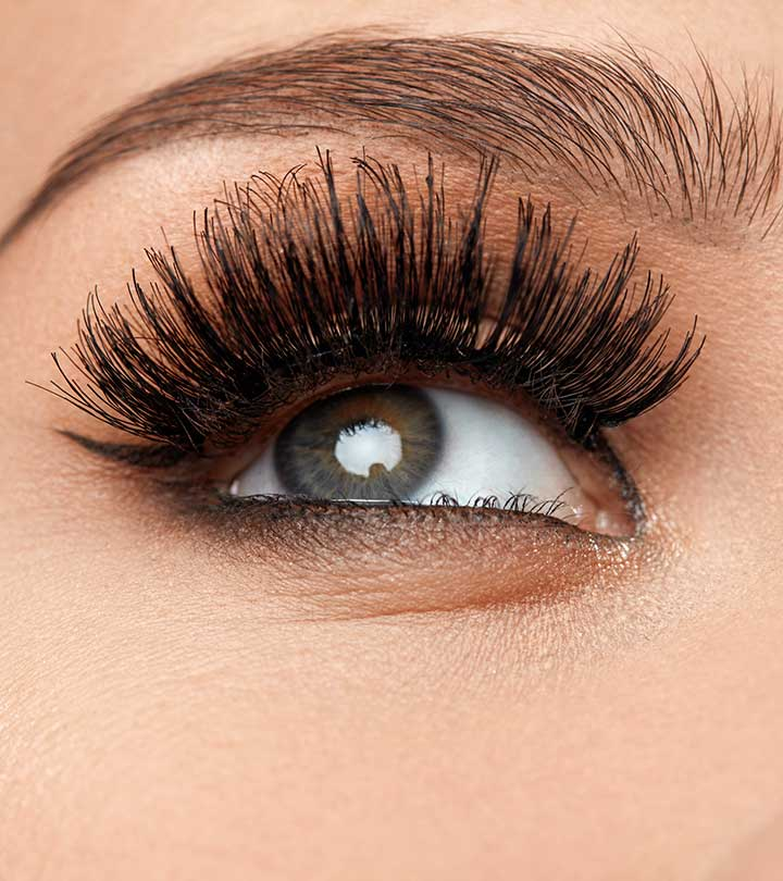 10 Simple Treatments For Dandruff On Eye Lashes And Eyebrows